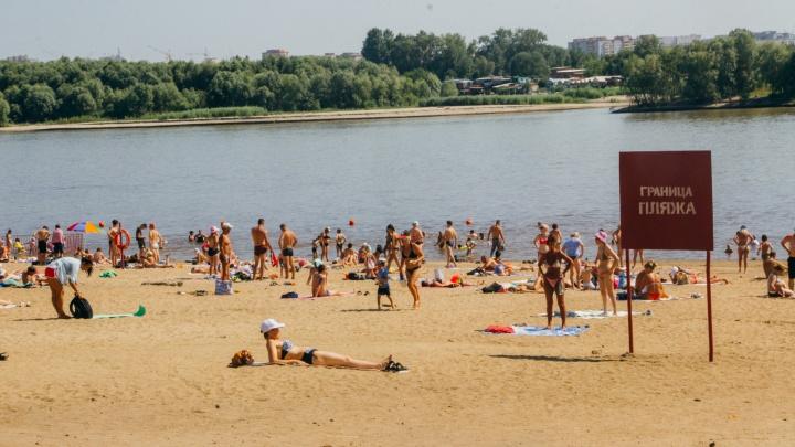 Водолазы нашли тело мальчика, который упал в Иртыш в Советском парке
