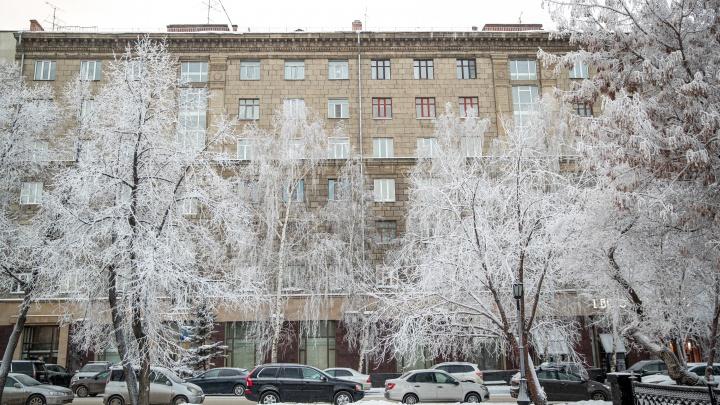 Синоптики предупреждают о снегопадах и метелях: прогноз погоды для Новосибирска