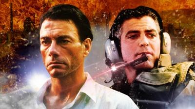 Ван Дамм — на заводе, Клуни — в ракетной части: в каких фильмах засветилась Челябинская область