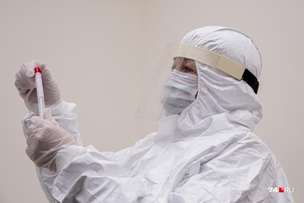 В Красноярском крае за сутки выявили 61 случай коронавируса