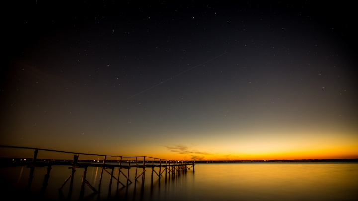 Над Новосибирском начнется сезон звездопадов: когда наблюдать за падающими звездами