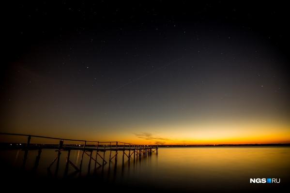 Звездопад вызван пролётом кометыДжакобини — Циннера