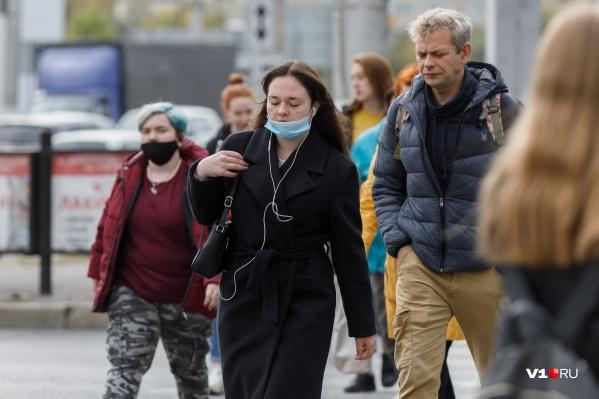 Эпидемия завоевывает Волгоград — люди заболевают сотнями