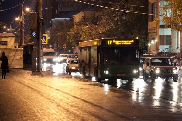 Сейчас в тюменском общественном транспорте надо платить за каждую пересадку