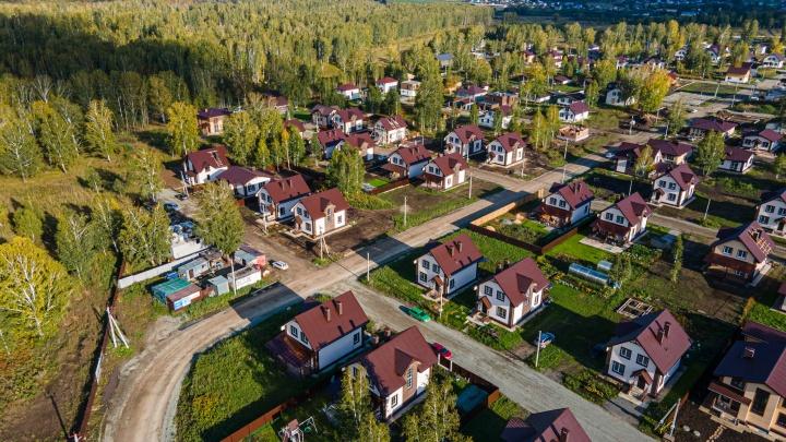 Горячее предложение в «Скандинавии»: осталось два коттеджа по цене квартиры от 13 075 рублей в месяц