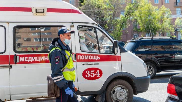 В Омской области зарегистрировали 86 новых случаев заражения COVID-19