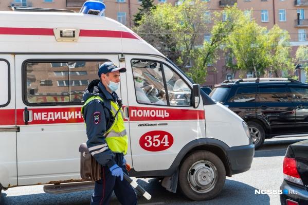 В Омске коронавирусной инфекцией заразились 60 человек