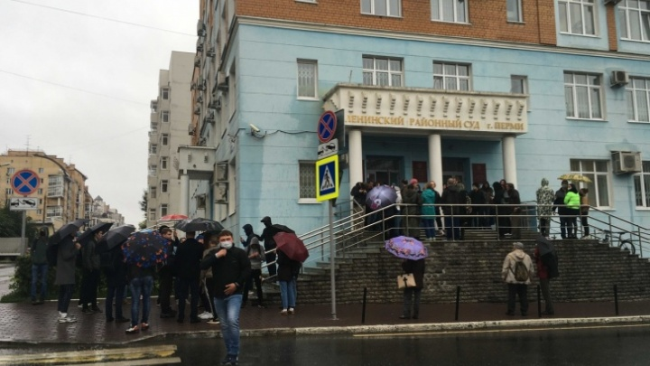 Всё из-за коронавируса: Ленинский суд не нашел нарушения в недопуске журналистов на заседание по делу о Пыне