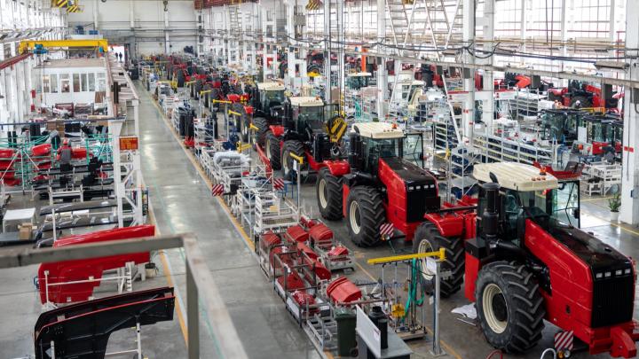 Стоимость нового тракторного завода на «Ростсельмаше» выросла в пять раз