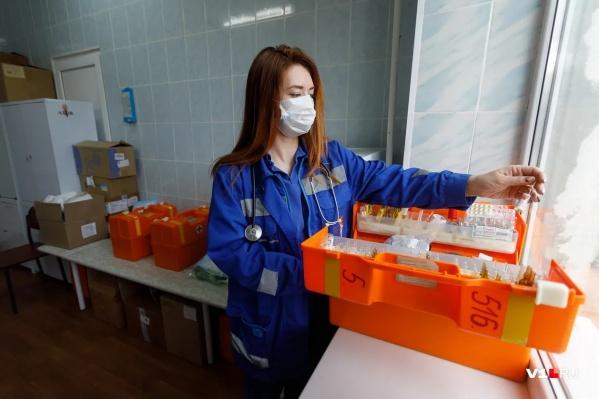 Препарат от коронавируса поступил пока только в две клиники Прикамья