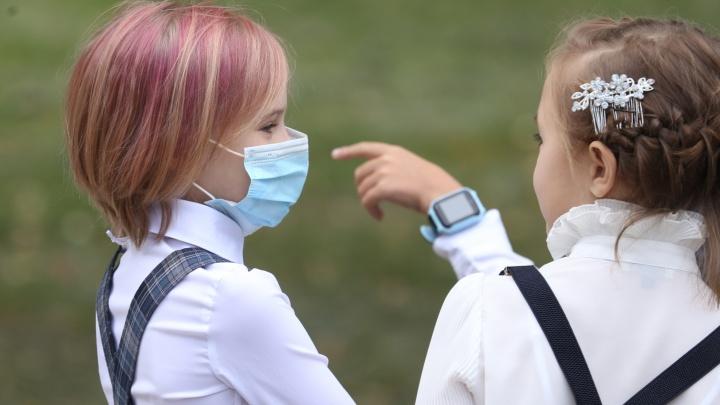 Уполномоченный по правам человека вступилась за челябинских школьниц с розовыми волосами