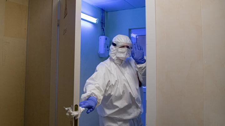 В больнице под Челябинском из-за вспышки коронавируса закрыли хирургический корпус