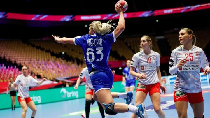 Россия не вышла в полуфинал чемпионата Европы по гандболу. Но золото еще может приехать в Ростов
