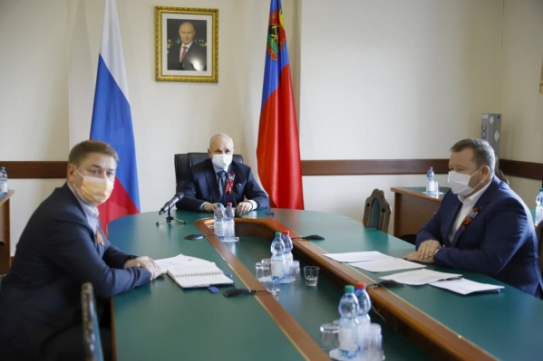 Сергей Цивилёв 21 октября сообщил, что заболел коронавирусом