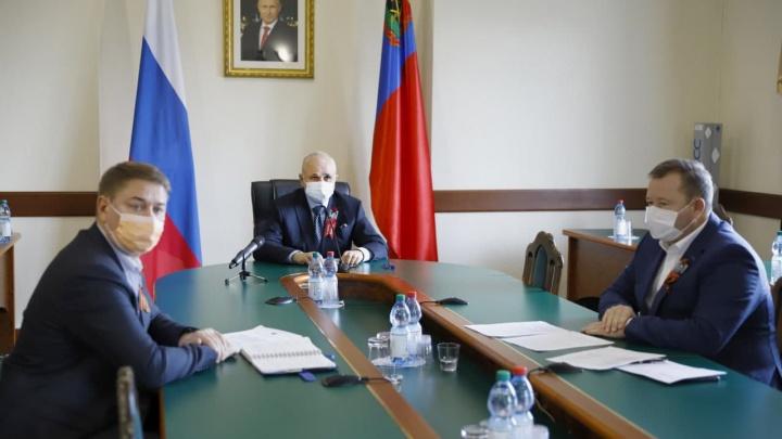 Губернатор Кузбасса вылечился от коронавируса. Он болел ровно две недели