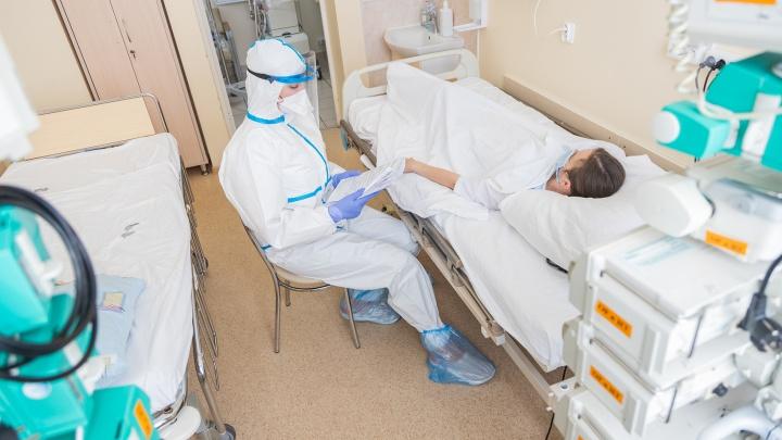 Стало известно, кого в Самарской области должны госпитализировать даже с легкой формой коронавируса