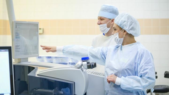 Быстро и безболезненно: челябинцев с проблемами зрения пригласят на бесплатные операции