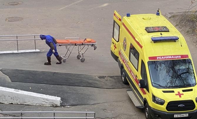 В Тюменской области от COVID-19 умерли двое мужчин