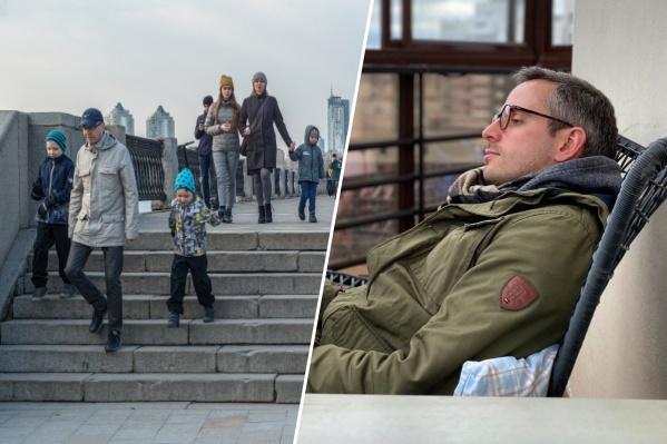 Дмитрий Колезев написал, почему россияне не хотят самоизолироваться и выходят на улицу