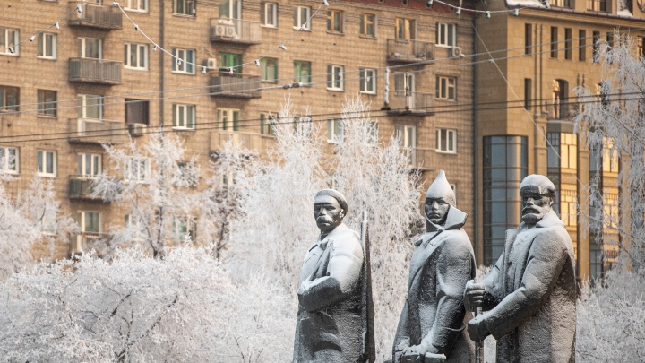 «Отвыкли от таких погодных сюрпризов»: Новосибирск ждет резкое похолодание до -35градусов