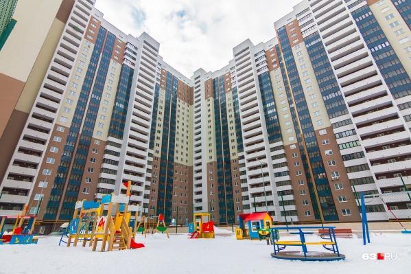 По мнению нашего эксперта, на рынке недвижимости в Самаре очень мало предложений