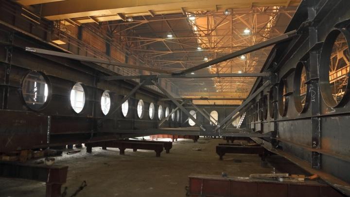 Завод «Курганстальмост» временно закрыт из-за профилактики коронавируса