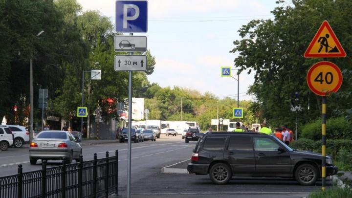 В Омске отремонтировали первую дорогу по федеральной программе в этом году