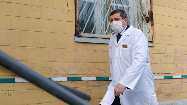«Возможное осложнение ситуации»: в Волгограде губернатор опасается роста заражений коронавирусом