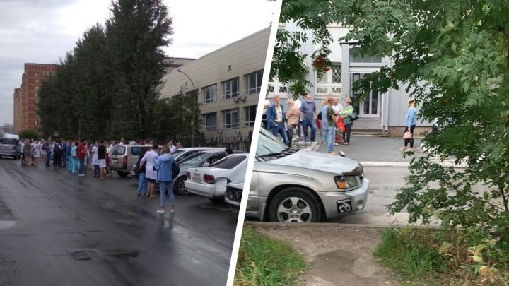 Карта «минирования» судов и больниц в Новосибирске: какие здания попали под удар хулиганов