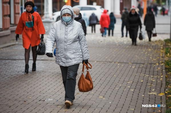 Только с понедельника в Кузбассе коронавирусом заболели больше 800 человек