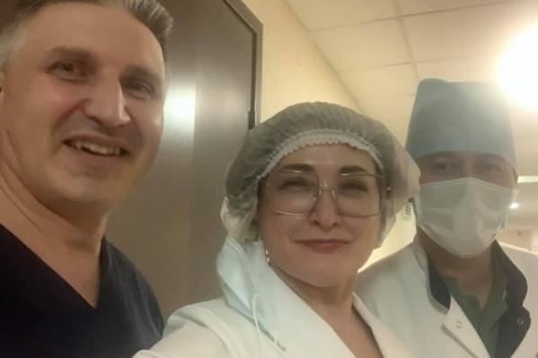 Главврач больницы Эльза Сыртланова не унывает в данной ситуации
