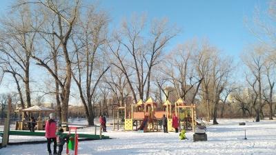 На неделе в Красноярск придут настоящие зимние морозы
