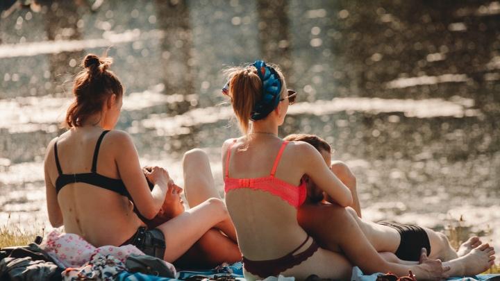 Знойное лето возвращается в Тюмень? Публикуем погоду на выходные