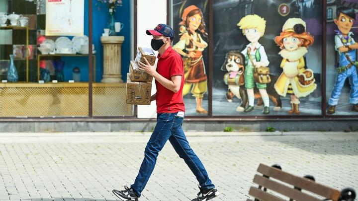 Не снижая темпа: в Свердловской области еще 235 человек заразились коронавирусом