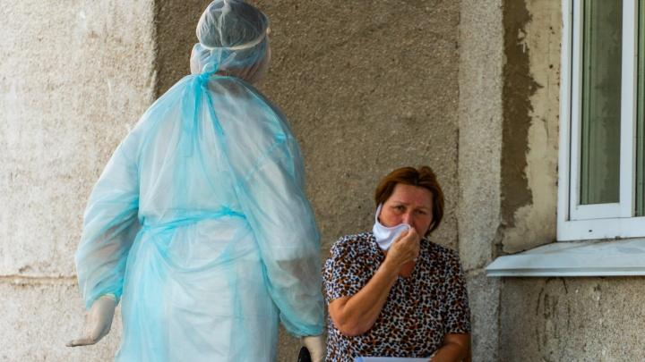 В Омской области за сутки коронавирус подтвердился у 199 жителей