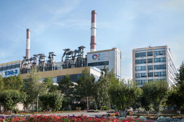 Красноярская ТЭЦ-2 даёт тепло почти половине города