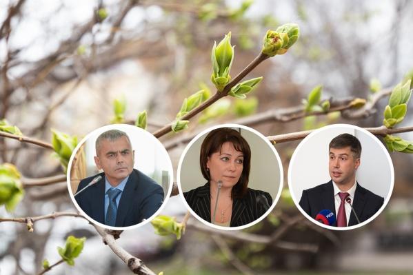 Департамент ЖКХ и комитет по охране окружающей среды работает некачественно — так считает Логвиненко