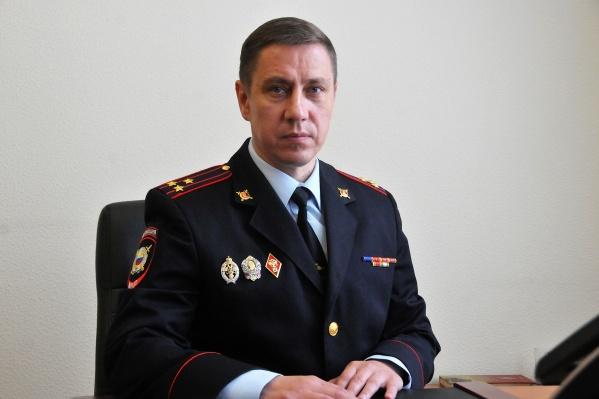 Леонид Нестеров работает в органах внутренних дел с 1996 года