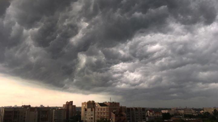 «Пробьётся субтропический поток»: на Ярославль обрушатся грозы