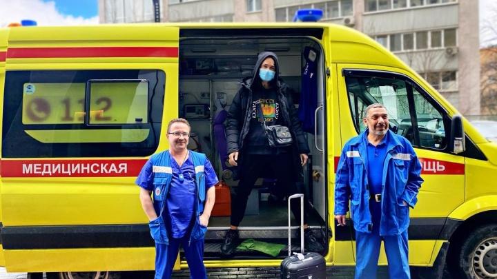 Известного рэпера из Уфы Morgenshtern экстренно доставили в московскую больницу