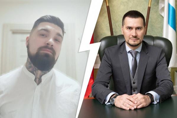 Обращения к Артёму Вахрушеву уже стали традицией, как и его ответы на критику