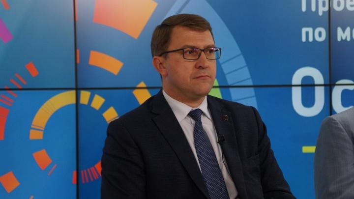 Доходы ректора омского педуниверситета Ивана Кротта выросли до 2,8 миллиона рублей