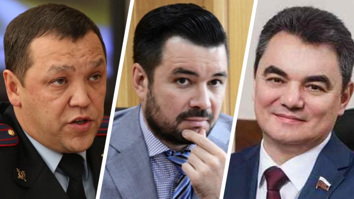Гильмутдинов, Мурзагулов, Ялалов: смотрите, кто учил известных людей Башкирии