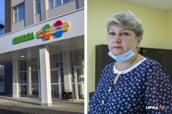 Екатерина Соколова проработала педагогом почти 30 лет. На ее защиту всталимамы, чьи дети обучались у нее, директор школы и уфимцы