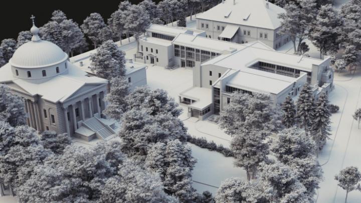 Ярославцам показали проект роскошного бутик-отеля на Волжской набережной: что в нём будет