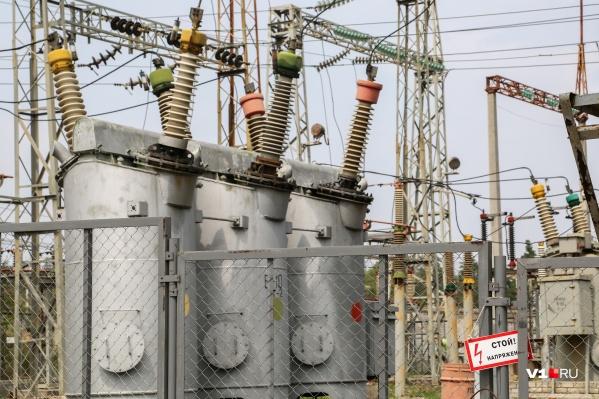 На время ремонта и установки счетчиков оставят без электричества жителей частных домов