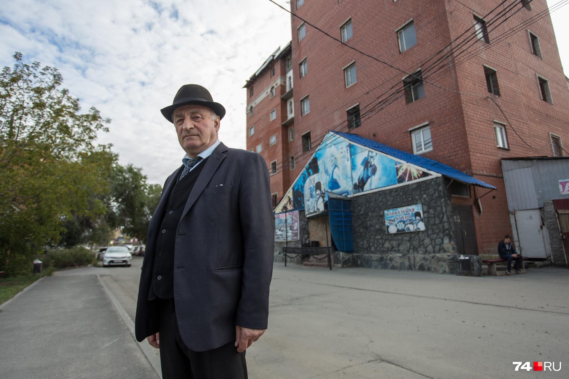 Владимир Пертия не сдаётся и ищет помощи на федеральном уровне