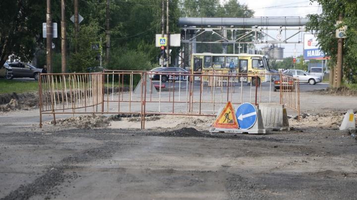 Обводный канал в Архангельске частично перекроют из-за ремонта теплосетей