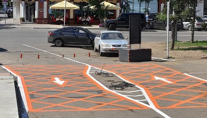 Объясняем, как работают платные парковки в центре