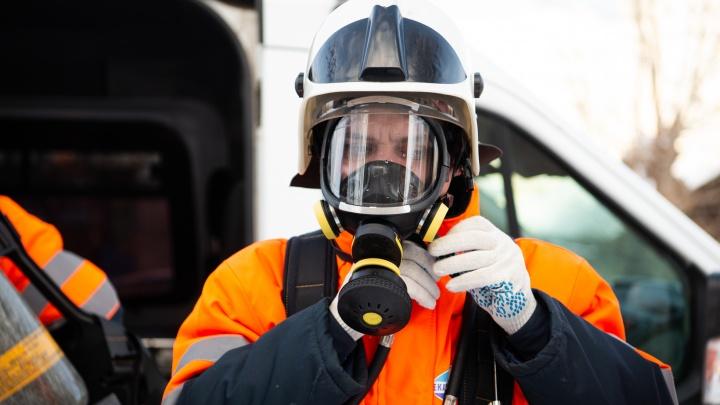 В зоне риска: кто каждый день спасает Екатеринбург от взрывов